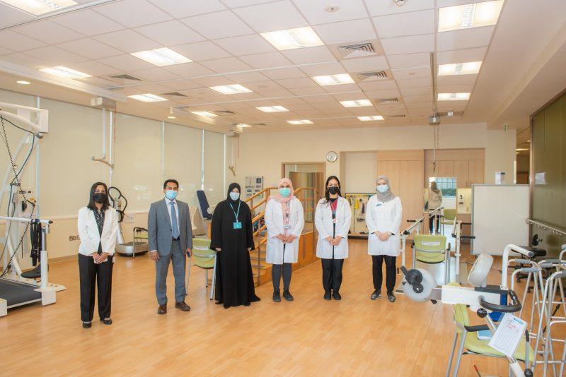 قطر تدشن عيادة خاصة لكبار السن لتقديم الرعاية الصحية المتكاملة لأمراض الشيخوخة