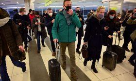 قادة أوروبا يدعون روسيا لإطلاق سراح المعارض ألكسي نافالني