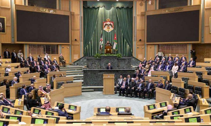 مجلس النواب الأردني ، عبد المنعم العودات، غرفة صناعة عمان،  الديوان الملكي الأردني،  حربوشة نيوز