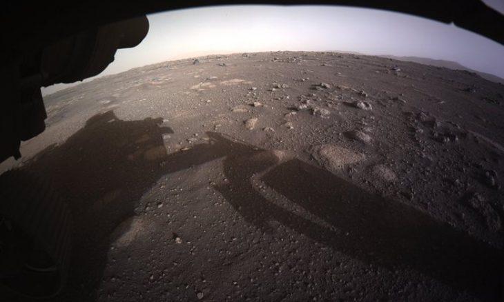 استمع لأول أصوات يتم تسجيلها من سطح المريخ- (تغريدات)