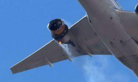 منع تحليق طائرات بوينغ 777 المجهّزة بطراز محرّك احترق خلال رحلة فوق كولورادو الأحد