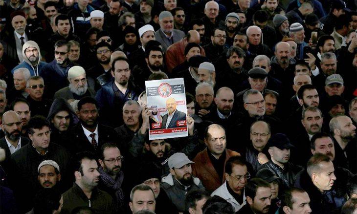 تقرير «سي آي أي»: ولي العهد السعودي وافق على اغتيال خاشقجي… وعقوبات على 76 مسؤولا