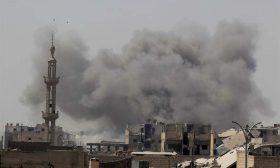 سوريا: 250 غارة روسية تقتل 35 من «صائدي فرائس» تنظيم «الدولة» في البادية