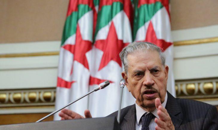 انتخاب التسعيني صالح قوجيل رئيسا لمجلس الأمة الجزائري