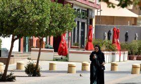 اعتداء شاب على امرأة في الشارع يثير غضبا في السعودية- (شاهد)