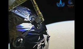 المسبار الصيني يصل إلى موضعه في مدار كوكب المريخ
