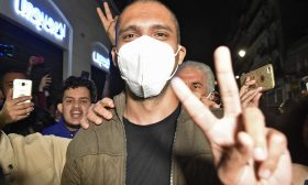 الجزائري خالد درارني رمز المعركة من أجل حرية الصحافة- (فيديو)