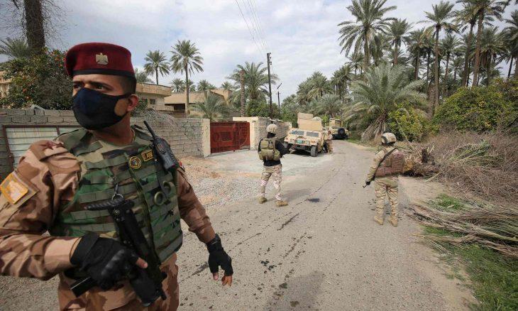 البنتاغون لم يحدد هوية الجماعة المسؤولة عن إطلاق الصواريخ على القاعدة العسكرية في العراق