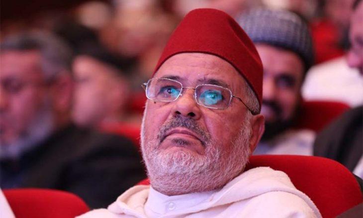 """المثليين، """"الزواج المثلي""""، الداعية المغربي أحمد الريسوني، رئيس الاتحاد العالمي لعلماء المسلمين،  حربوشة نيوز"""