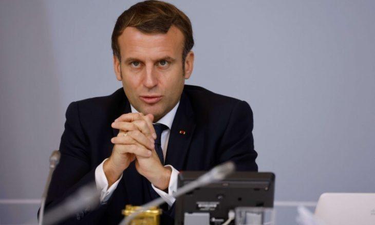 الرئاسة الفرنسية تضغط من أجل إصدار مجلس الأمن قرارا بشأن صراع الشرق الأوسط