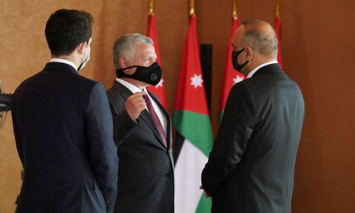 الاردن، رئيس الوزراء الأردني ، الدكتور بشر الخصاونة، الدكتور معن قطامين، حربوشة نيوز