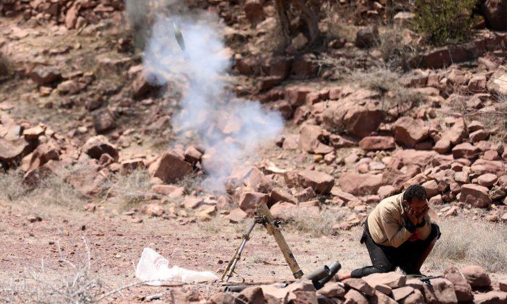 التحالف بقيادة السعودية ، اليمن، الحوثي ، أرامكو ، السعودية ، الحوثيون ، الحوثيين ، واشنطن ، الولايات المتحدة الأمريكية،  حربوشة نيوز