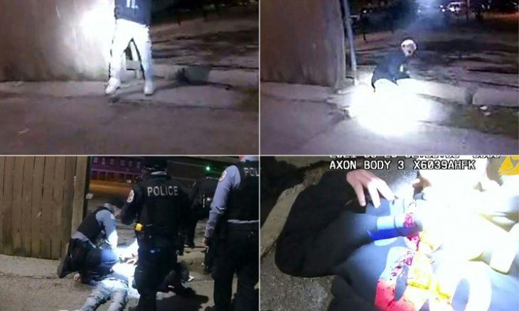 """شيكاغو """"على حافة الانفجار"""" بعد نشر مقطع فيديو لمقتل """"طفل"""" على يد الشرطة- (تغريدات)"""