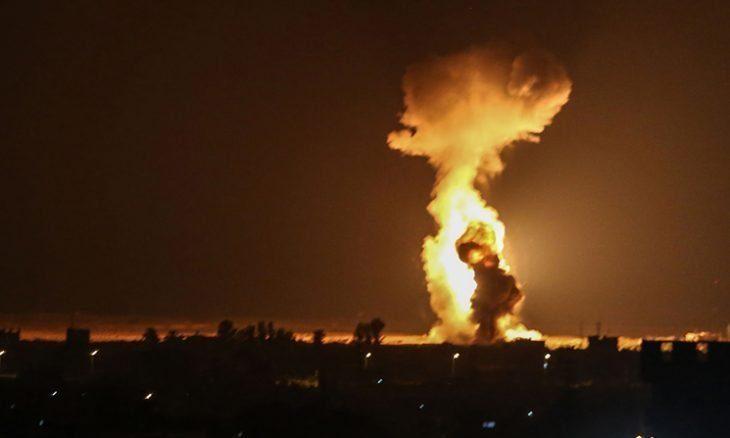 المرصد السوري: مقتل 3 أشخاص في قصف إسرائيلي قرب دمشق