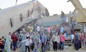 النيابة العامة المصرية: تزوير وإهمال وتعاطي مخدرات وراء حادث قطاري سوهاج