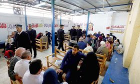 منظمة حقوقية: توسع هائل في بناء السجون في مصر