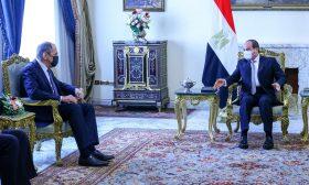 السيسي: عدم حل قضية سد النهضة سيؤثر على استقرار المنطقة