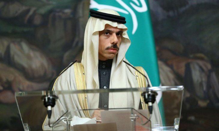 وزير الخارجية السعودي، الأمير فيصل بن فرحان، السعودية، اسرائيل، التطبيع، القضية الفلسطينية، حربوشة نيوز