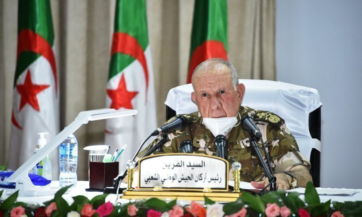رئيس أركان الجيش الجزائري سعيد شنقريحة، الجزائر، فرنسا،  التجارب النووية بالصحراء الجزائرية، حربوشة نيوز