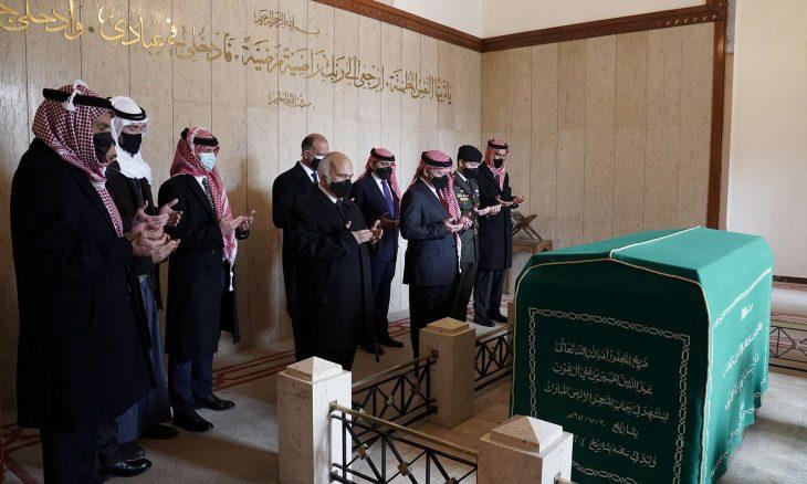 الأردن، الملك عبد الله الثاني، الأمير حمزة بن حسين، النبي محمد،  باسم عوض الله، انقلاب في الأردن، حربوشة نيوز