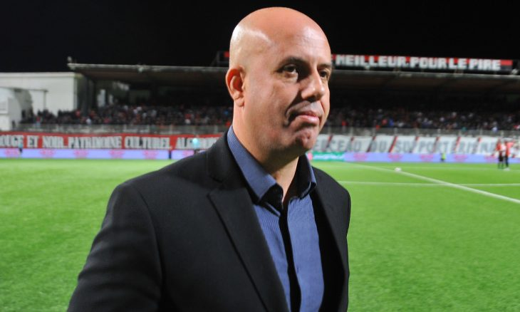 رئيس نادي شبيبة القبائل يهاجم رئيس رابطة الدوري الجزائري