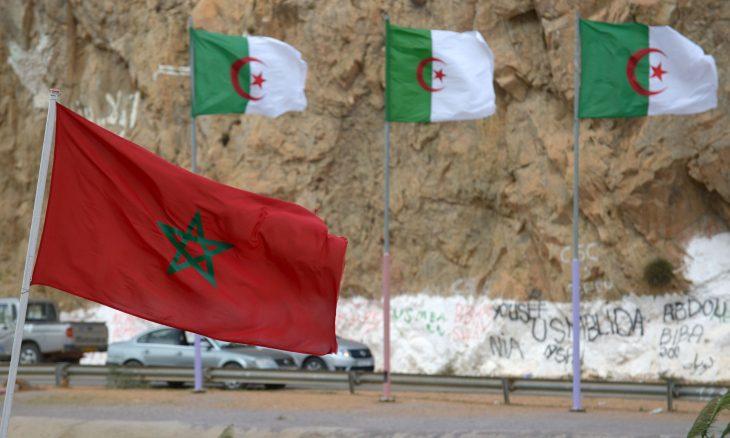 الجزائر، المغرب ، معبر زمج بغال، حربوشة نيوز