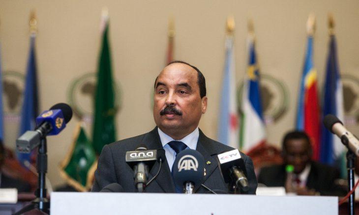 موريتانيا ،محمد ولد عبد العزيز، محمد السيخ، الغزواني، حربوشة نيوز