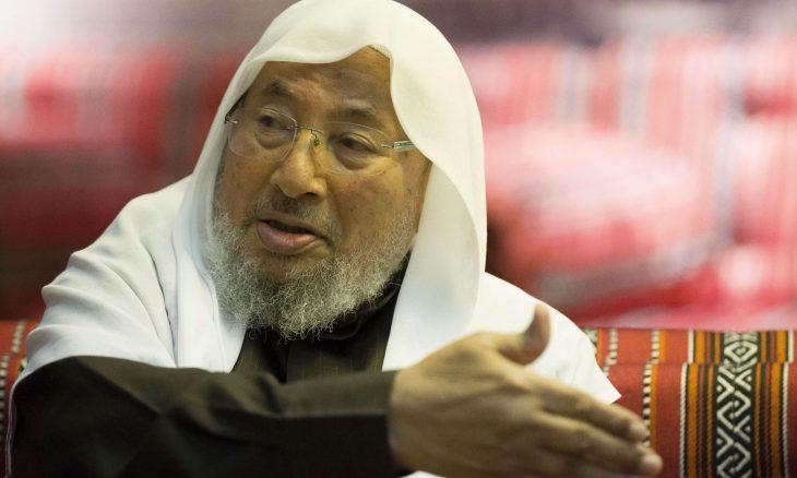 الاتحاد العالمي لعلماء المسلمين،  ،الشيخ القرضاوي، فيروس كورونا ،الدوحة، حربوشة نيوز