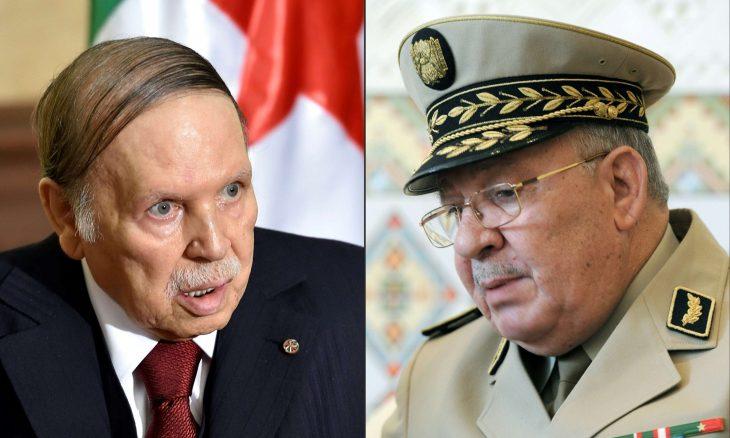 الجزائر، عبدالعزيز بوتفليقة،  القايد صالح،  استقالة بوتفليقة،  حربوشة نيوز