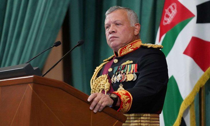الأردن، الملك عبد الله الثاني، الأمير حمزة بن الحسين، حربوشة نيو