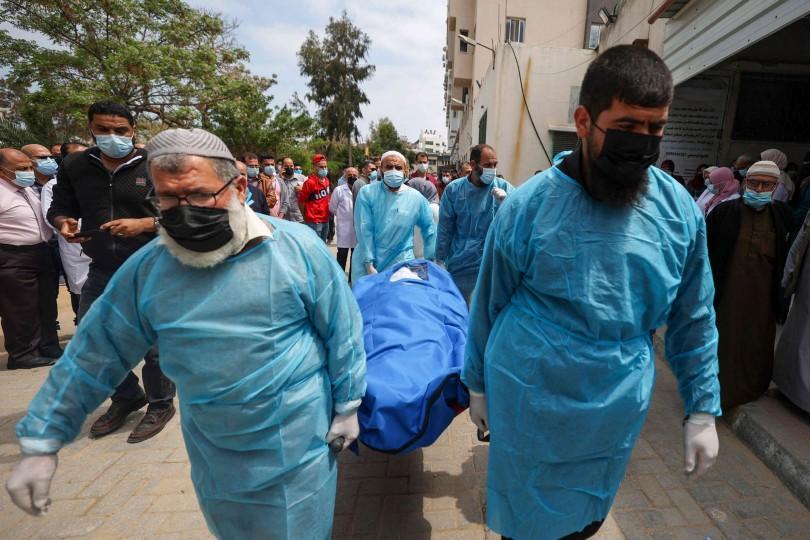 """فرض الإغلاق الأسبوعي على الضفة وغزة لكسر تفشي """"كورونا"""""""