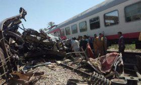 النيابة العامة المصرية تعلن نتائج تحقيقاتها في حادث تصادم قطاري سوهاج