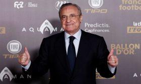 إعادة انتخاب بيريز رئيسا لريال مدريد حتى 2025