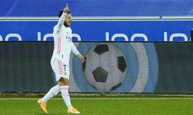 ريال مدريد يرفض المجازفة بهازارد في مواجهة ليفربول بدوري الأبطال