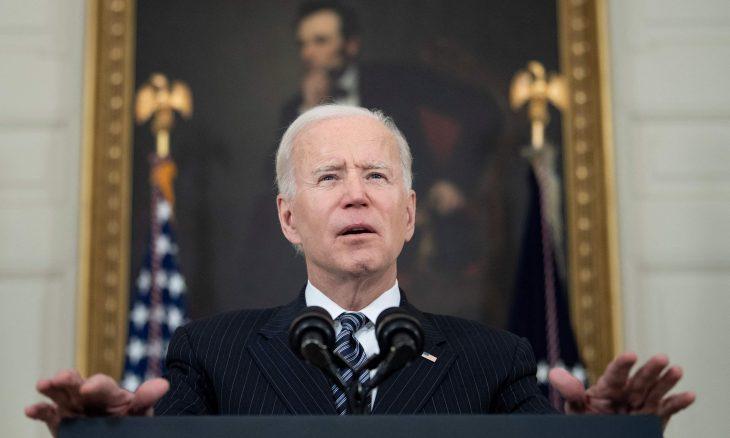 أمريكا تستأنف المساعدات للفلسطينيين وتقدم 235 مليون دولار  منذ 4 ساعات أمريكا تستأنف المساعدات للفلسطينيين وتقدم 235 مليون دولار  الرئيس الأمريكي جو بايدن 6 حجم الخط  واشنطن: أعلنت إدارة الرئيس الأمريكي جو بايدن، اليوم الأرب Biden-1-730x438
