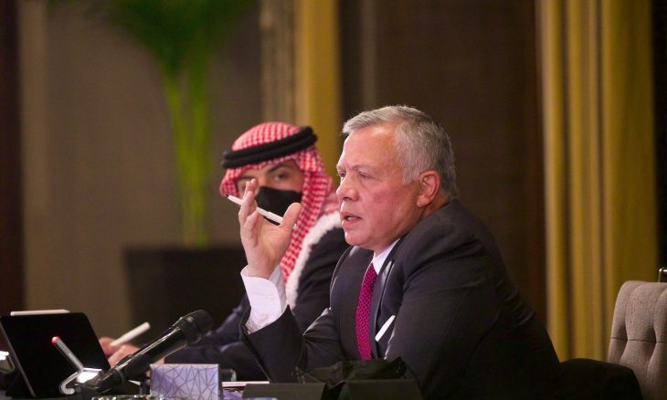 الاردن، الملك عبدالله الثاني ، ولي العهد الأمير الحسين، الفتنة في الأردن، حربوشة نيوز