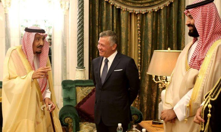 السعودية، الأردن، ولي العهد السعودي محمد بن سلمان ،  باسم عوض الله،  الأمير حمزة، حربوشة نيوز