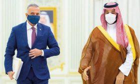 انفتاح العراق على المحيط العربي طريق مليء بالاشواك