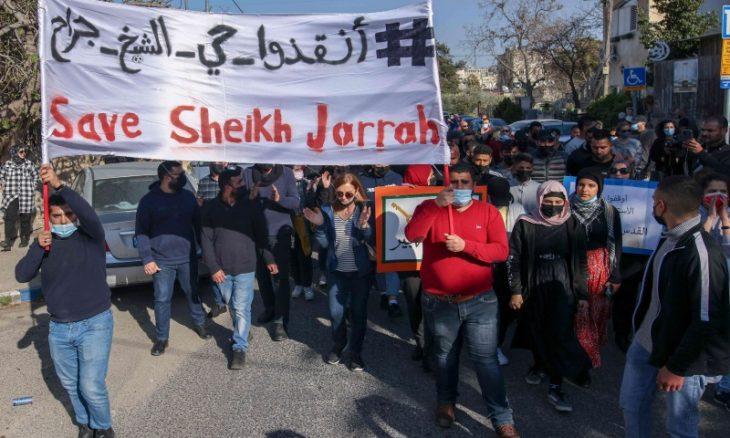 """أهالي الشيخ جراح للحكومة الأردنية: نرجوكم زودونا بالوثيقة """"الناقصة"""" وفقا لالتزاماتكم"""