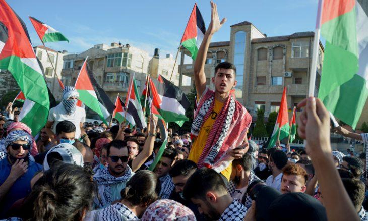 الأردن،الشتات الفلسطيني، انتفاضة القدس،محمد الأمير،مخيم البقعة، حربوشة نيوز ،حربوشة_نيوز