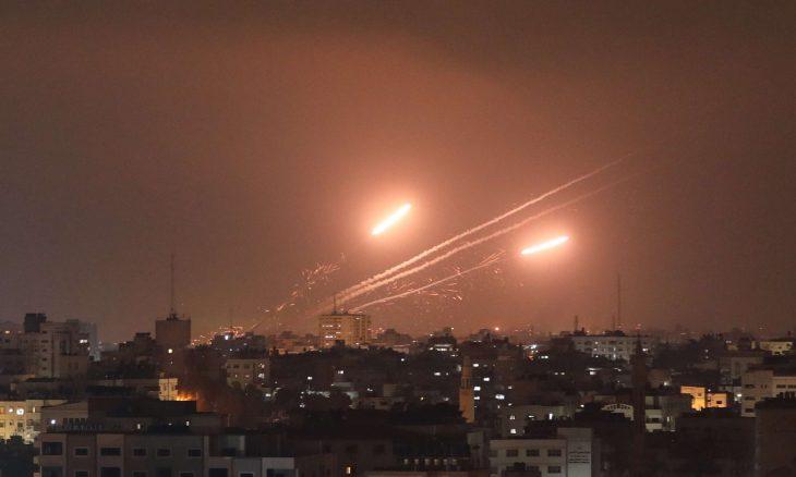 حماس: لا تراجع عن معادلة القصف بالقصف،حربوشة نيوز،غزة، القدس،الاقصى