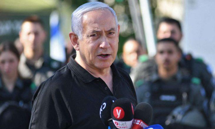 """نتنياهو: """"الحملة في غزة ستستغرق وقتا"""" قبل وقف القتال"""