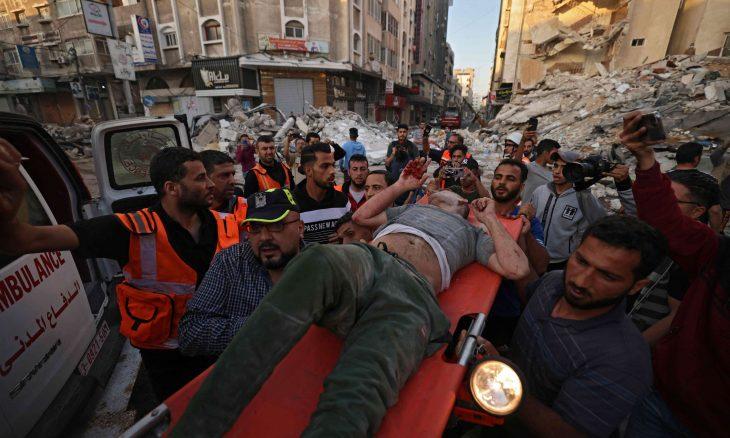 ارتفاع العدد الإجمالي لشهداء العدوان الإسرائيلي على غزة إلى 192.. بينهم 58 طفلا- (صور وفيديوهات)