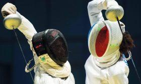 البطلة سارة بسباس «سيف» تونس في أولمبياد طوكيو