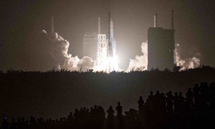 الصاروخ الصيني ، وكالة الفضاء نازا ، وكالة الفضاء الأوروبية ، الغلاف الجوي، حربوشة نيوز، حربوشة_نيوز