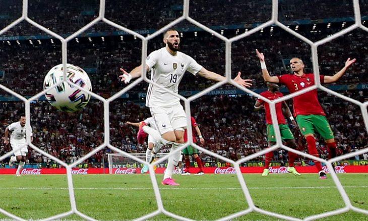 البرتغال تتعادل مع فرنسا في ليلة تاريخية لرونالدو.. وألمانيا تحبط المفاجأة المجرية