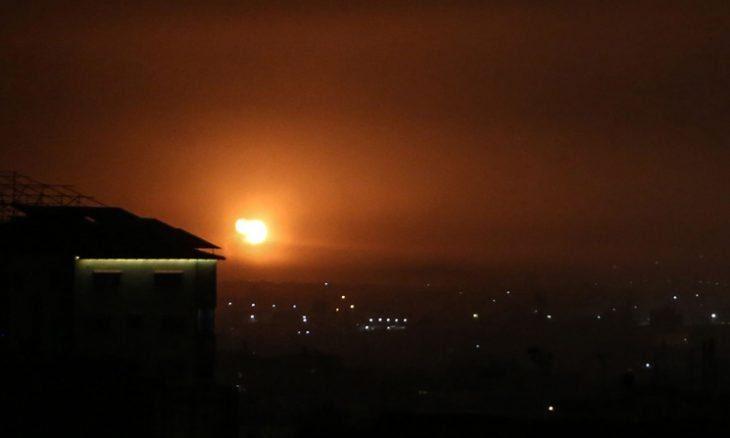 الاحتلال الإسرائيلي يشنّ غارات جوية على قطاع غزة  منذ ساعتين الاحتلال الإسرائيلي يشنّ غارات جوية على قطاع غزة  غزة-730x438-1-730x438