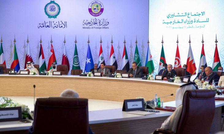 تأييد عربي لموقفي مصر والسودان في أزمة سد النهضة في ختام اجتماع عربي عقد في الدوحة
