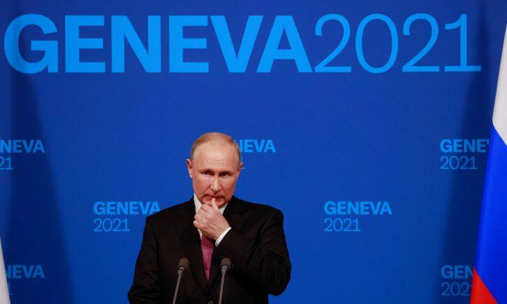 بوتين يعلن الاتفاق مع بايدن على عودة سفيري بلديهما