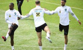 مدرب النمسا يتمنى نقل مباراة فريقه في دور الـ16 من يورو 2020 إلى خارج لندن